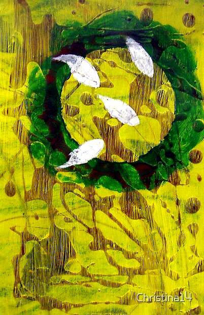 Splat.. (Painting04) by Christina14