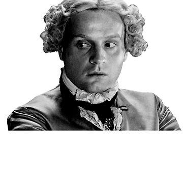 Outlander - Prince Charles Edward Stuart - Mark me by dellan666