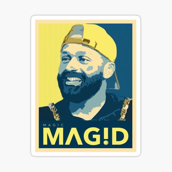 MAGIC MAGID Sticker