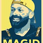 MAGIC MAGID by deejayone