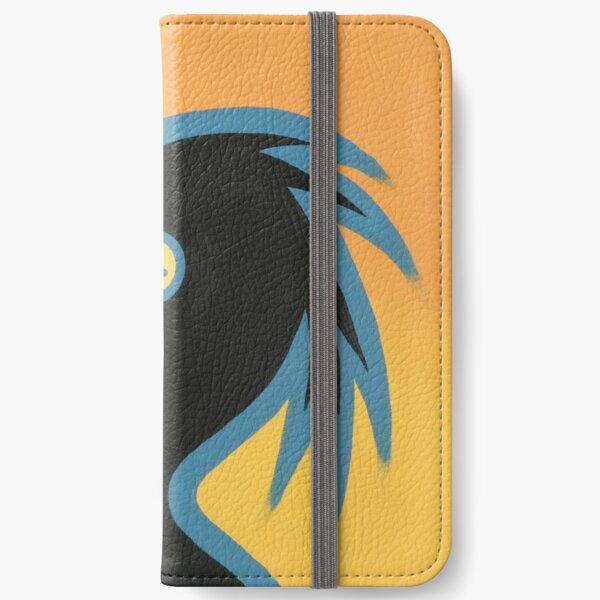 Tufted Duck iPhone Wallet