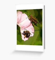 Just Walk Away (Special Effects) Greeting Card