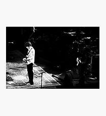 John Mayer @ Royal Albert Hall 17th Sept 2007 Photographic Print