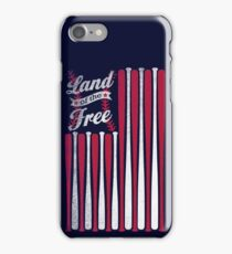 Land of the Free iPhone Case/Skin