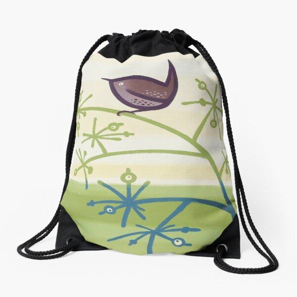 Wren Drawstring Bag