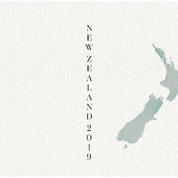 New Zealand Travel Journal-2019 by broadmeadow