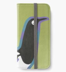 Magpie iPhone Wallet/Case/Skin