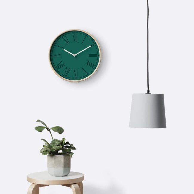 Trends Color Of The Day Galapagos Green by podartist