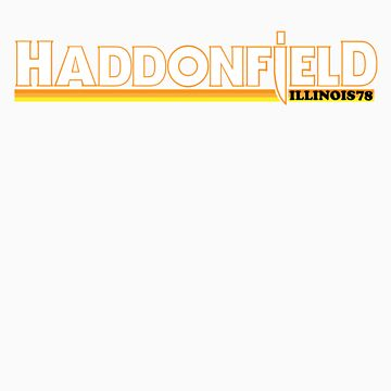 Haddonfield  by superiorgraphix