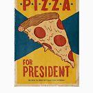 President pizza by Maridac