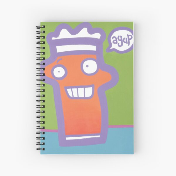 Yorkshire Bitter Spiral Notebook