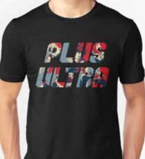 PLUS ULTRA!!! - My Hero Academia Unisex T-Shirt