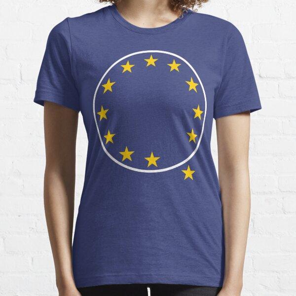 Brexit Leaving the European Circle  Essential T-Shirt