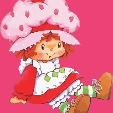 Strawberry Shortcake by neonfuture