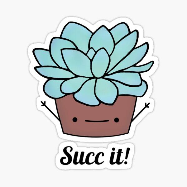 Succ It Sticker
