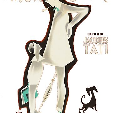 MON ONCLE TATI - CHOOSE BACKGROUND COLOR by alphaville