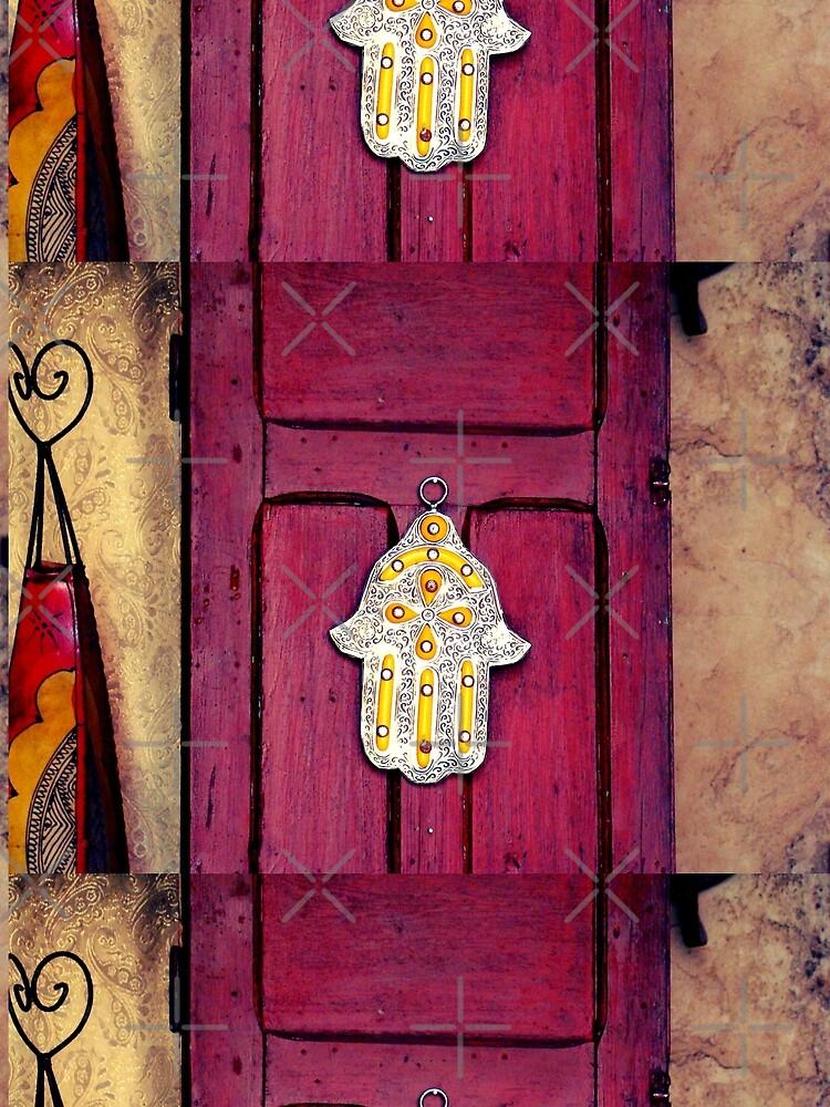 HAMSA, Hand of Fatima,  by PicsByMi