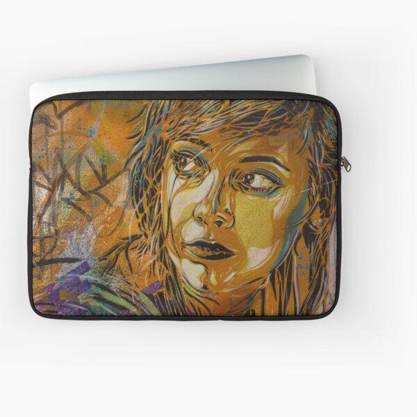 Sad Girl Laptop Sleeve