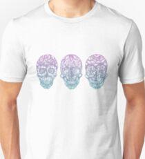 Candy Skulls Unisex T-Shirt