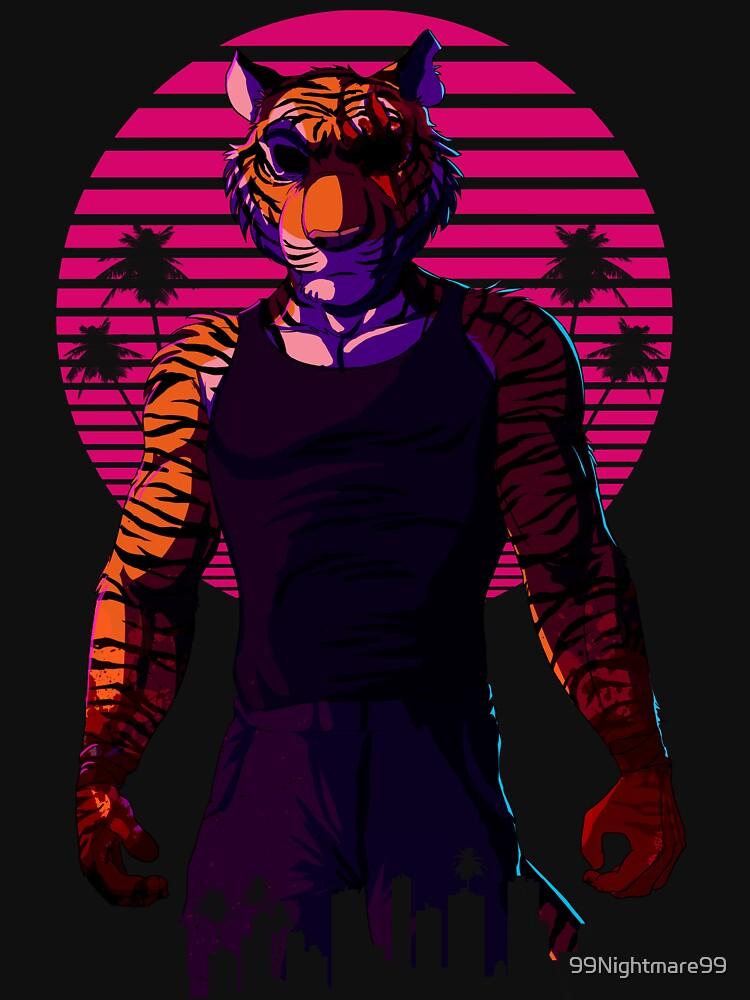 Mitternachtstier - Tiger von 99Nightmare99