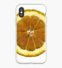 Vinilo o funda para iPhone Sunny Orange