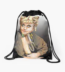 Mrs. Lovett Drawstring Bag