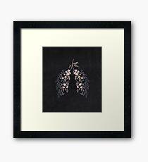 Lunge Gerahmtes Wandbild