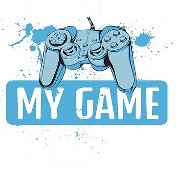 I Paused My Game To Be Here T-shirt by jlfdesign