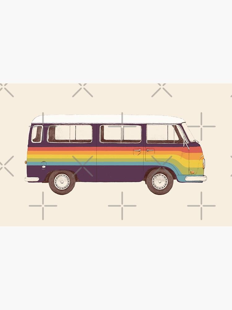 Van - Rainbow by florentbodart
