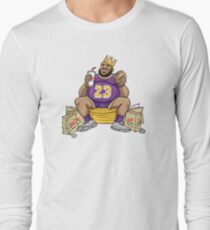 The Burger King Long Sleeve T-Shirt