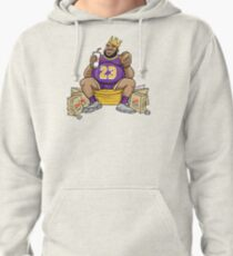 The Burger King Pullover Hoodie
