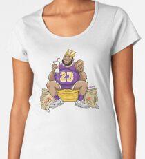 The Burger King Women's Premium T-Shirt