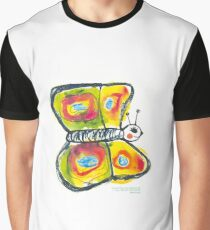 Butterfly pattern for kids, funny pattern, nice design for kids, colourfull pattern for children Graphic T-Shirt