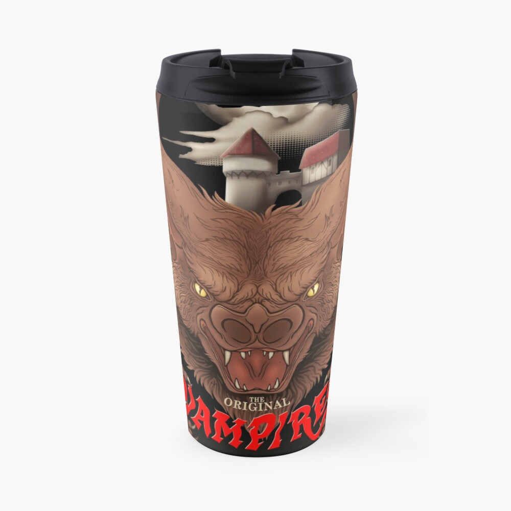 The Original Vampires of 1990 Travel Mug