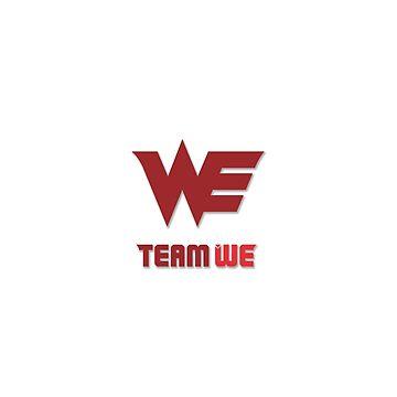 Team WE Logo by Swest2