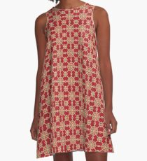 Legacy Seminole | Scarlet and Gold A-Line Dress
