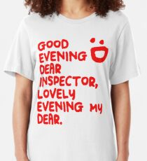 Good Evening Slim Fit T-Shirt