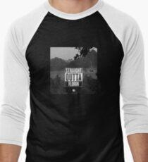 Straight Outta Florin! Men's Baseball ¾ T-Shirt
