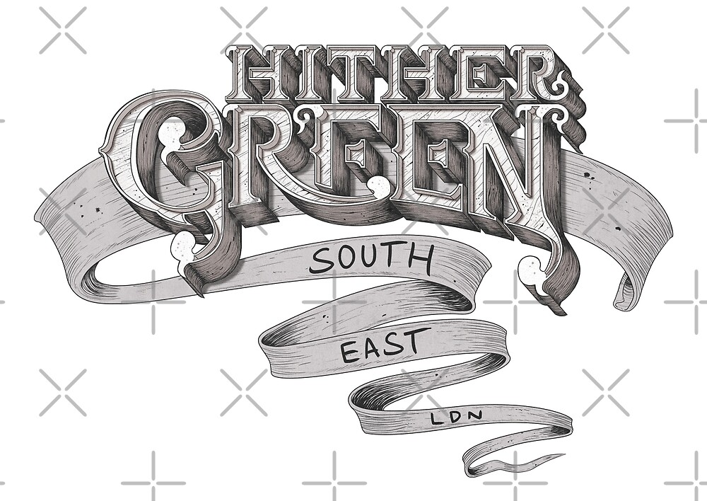 Hither Green by SE-LDN-Studio