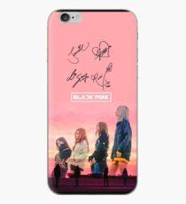BLACKPINK Autogramm Unterschrift signiert Design ~ bleib bei mir iPhone-Hülle & Cover
