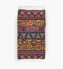 Colorful Bohemian Pattern Duvet Cover