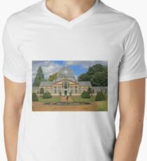 The Great Conservatory - Syon Park Men's V-Neck T-Shirt