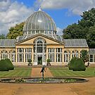 The Great Conservatory - Syon Park by RedHillDigital