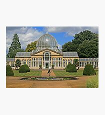 The Great Conservatory - Syon Park Photographic Print