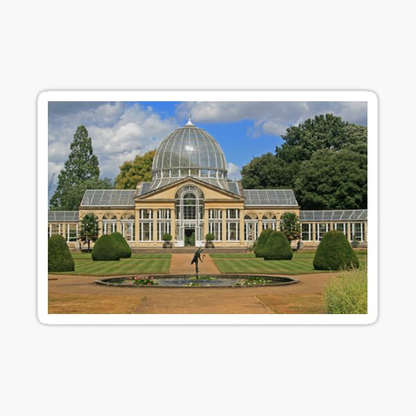 The Great Conservatory - Syon Park Sticker