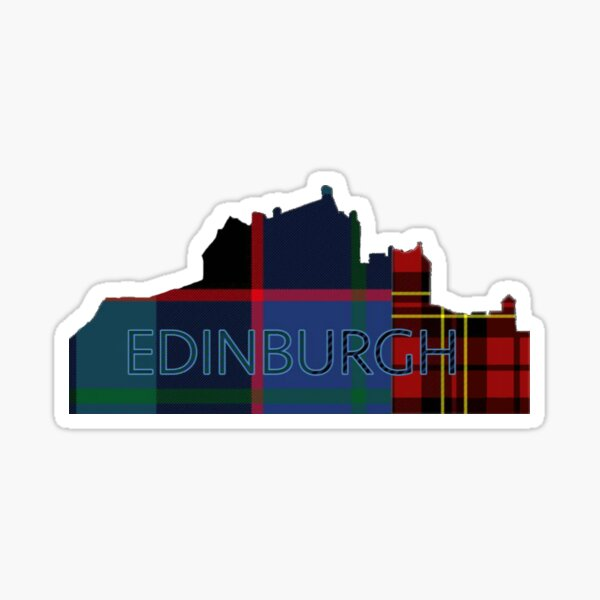 Edinburgh  Sticker