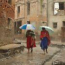 Baktapur by David Reid