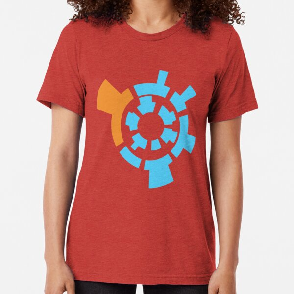 Metroid Prime - Artifact of Chozo Graphic Tri-blend T-Shirt