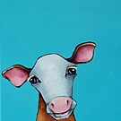 Sweet calf by StressieCat