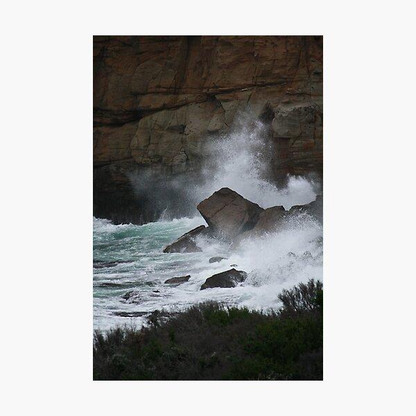 Sea Spray Photographic Print